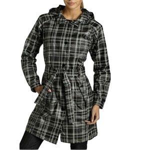 COLUMBIA WOMEN'S RUBBER DUCKY RAIN JACKET/COAT